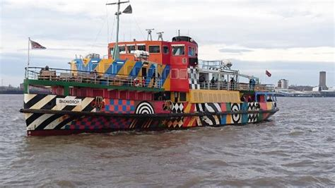Boat Service Liverpool by Mersey Ferries Quot Snowdrop Quot Picture Of Mersey Ferry