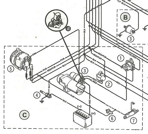 Mercruiser 5 7 Alternator Wiring Diagram 5 best images of mercruiser 5 7 diagram 5 7 mercruiser