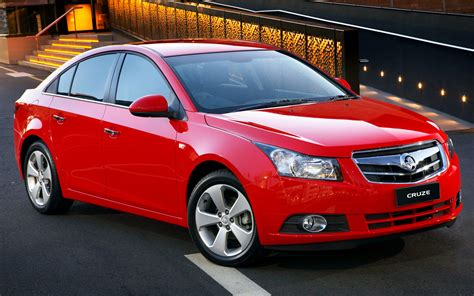 Holden Cruze (2009) Wallpapers And Hd Images