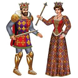 Medieval Kings and Queens