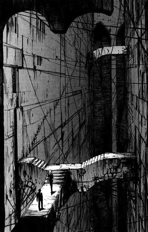 panels  manga book blame created  tsutomo