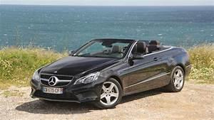 Mercedes Cabriolet Occasion : essai mercedes classe e cabriolet restyl e l 39 air jeune ~ Medecine-chirurgie-esthetiques.com Avis de Voitures