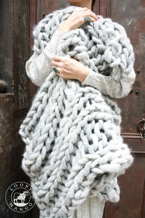 how to knit large blanket 17 best images about crochet and knit chunky yarn on pinterest cable knit blankets knitting