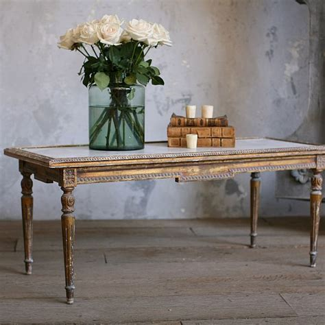 vintage coffee table for antique louis xvi coffee table 8825