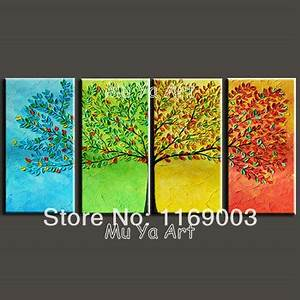 Wall art ideas design kitchen home deco 4 piece wall art for Best brand of paint for kitchen cabinets with multi piece wall art decor