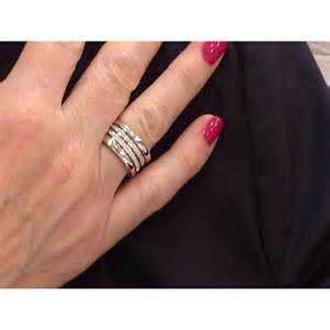 sell my wedding ring bulgari wedding ring b zéro diamants silver white gold ref a75541 instant luxe