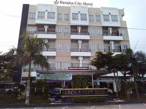 bangka city hotel bangka islandpangkal pinang indonesia