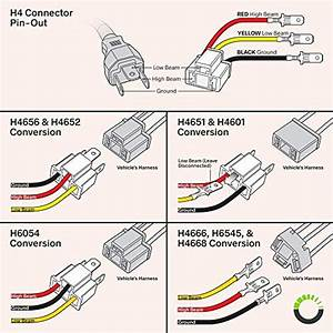 4x6 Led Headlight Wiring Diagram