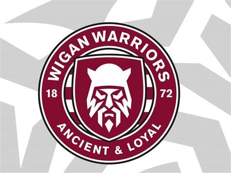 Wigan Warriors reveal new badge   Wigan Today