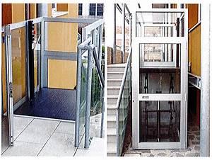 Ascenseur Exterieur Pour Handicapé Prix : el vateur epmr plateformes verticales pour personnes ~ Premium-room.com Idées de Décoration