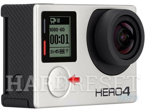 Now that i have one perfectly working gopro hero4, i started looking into the sd error that i was getting previously. Format SD Card - GoPro HERO 4 Silver - HardReset.info