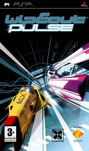 WipEout Pulse Sur PlayStation Portable