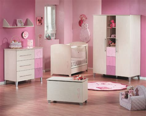 chambre à coucher fille chambre à coucher bébé idées enfants chambre pour
