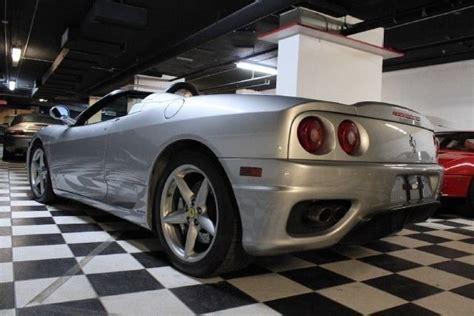 Picture of 2001 ferrari 360 modena rwd. 2001 Ferrari 360 F1 SPIDER | Orlando Auto Museum