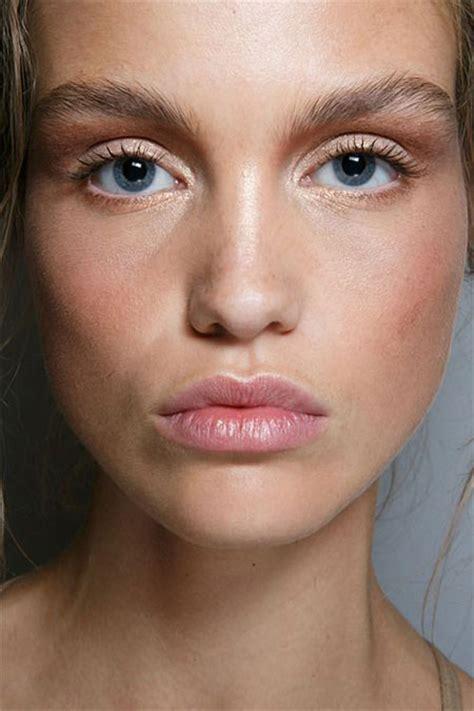 natural summer face makeup ideas   modern fashion blog