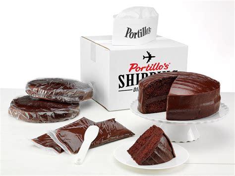 portillosfamous chocolate cake portillos