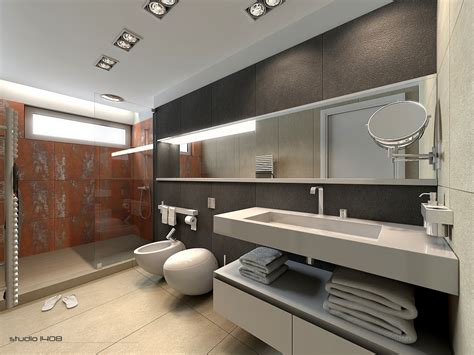 Modern Large Bathroom Ideas by Decorating Minimalist Bathroom Designs Look So Beautiful