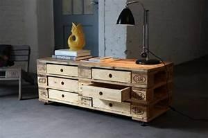 Möbel Aus Europaletten Kaufen : m bel aus paletten 33 wundersch ne kreative ideen f r ~ Michelbontemps.com Haus und Dekorationen
