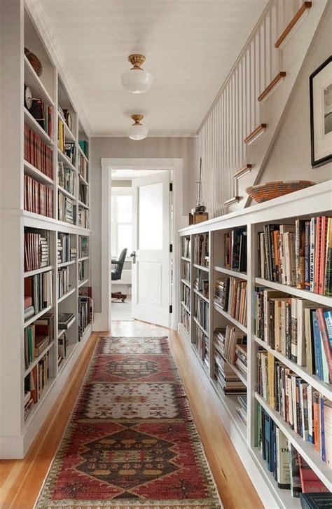 4 Haus In Bibliothek Speichern by Hallway Library Living Bibliothek Zu Hause Haus Deko