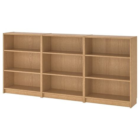 Librerie Ikea Billy by Billy Libreria Impiallacciatura Di Rovere Rovere Ikea
