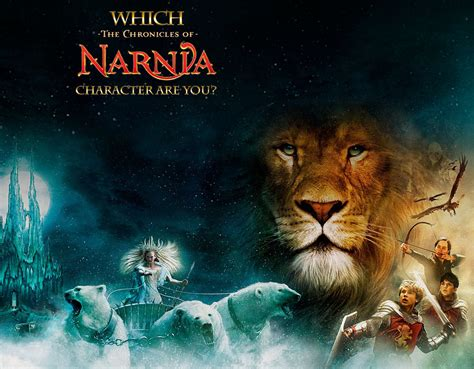 Images Of Characters Which Chronicles Of Narnia Character Are You Quiz