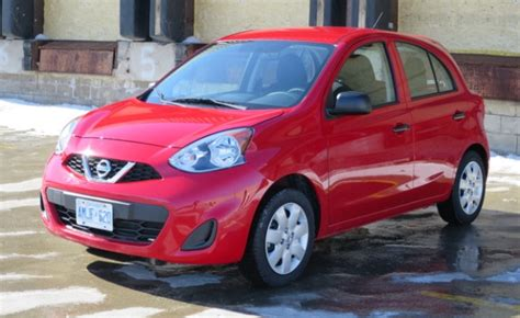 nissan micra review canadas  expensive car