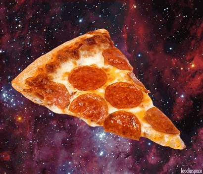 Pizza Animated Fast Tasty Yummy Galaxy Hipster