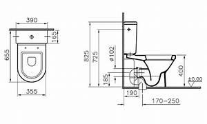 Pack Wc Sortie Verticale : installation wc sortie verticale ~ Edinachiropracticcenter.com Idées de Décoration