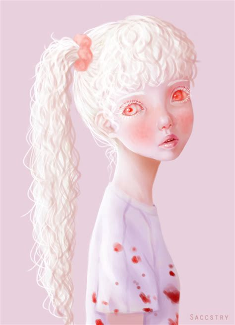 art sheep features  beautifully macabre imagery