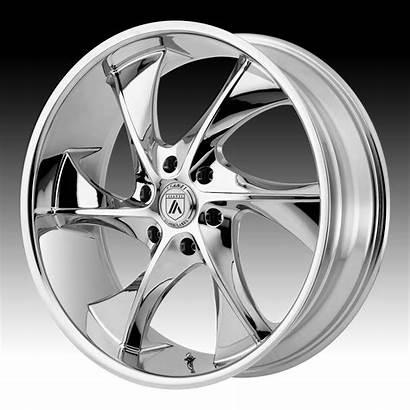 Asanti Rims Chrome Custom Label Abl Wheels