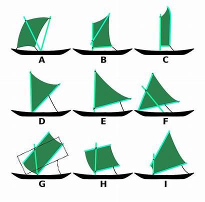 Sail Crab Types Claw Proa Austronesian Pacific