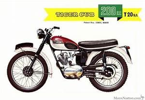 Triumph 1961 T20 S  L Cub 200cc