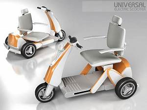 Elderly or Physically Challenged People Can Ride This ...