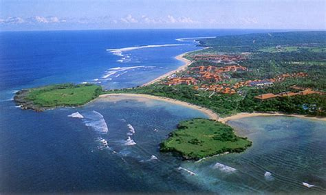 nusa dua bali beach beauty trip area