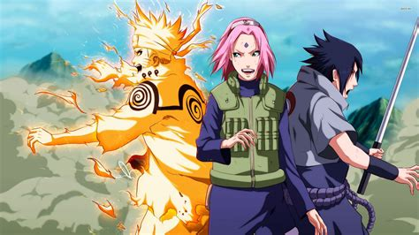 Naruto Shippuden Wallpaper For Desktop ·①