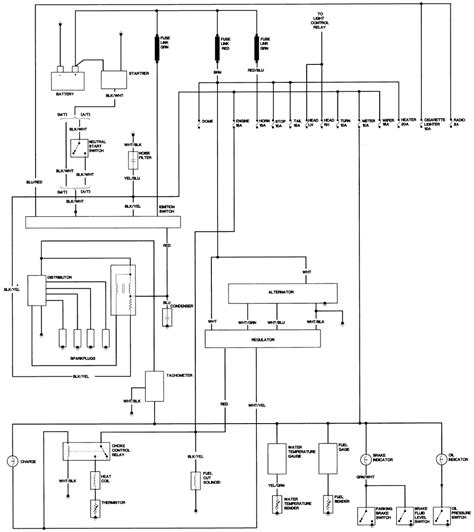 83 Toyotum Wiring Diagram by Need Repair Resources Yotatech Forums