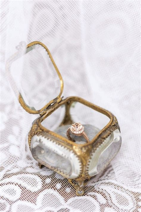 natural romance for an ethereal garden wedding cute