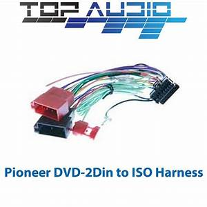 Pioneer To Iso Wiring Harness Avh