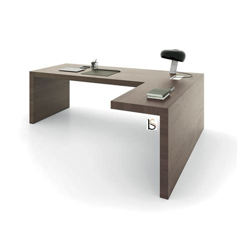 bureau fr bureau de direction avec retour kyo light martex