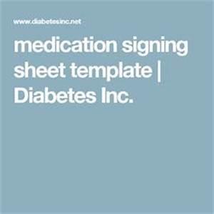 Medication log sheet template cabin pinterest logs for Medication signing sheet template