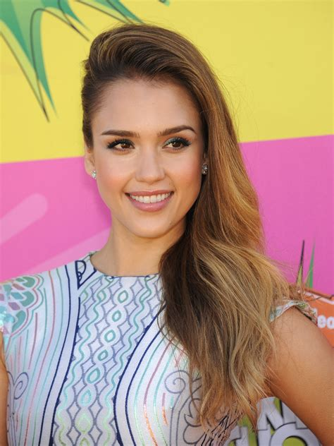 Celeb Hair Ombre Jessica Alba Top Rated Images