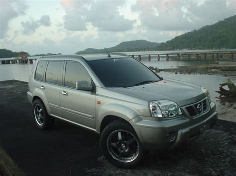 Nissan X Trail Modification by Xtremetrail 2002 Nissan X Trail Specs Photos