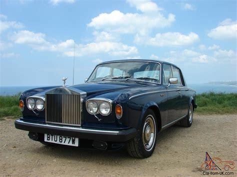 1980 Rolls Royce Blue