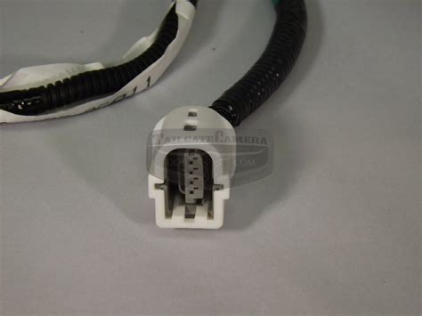 Tundra Camera Kit With Oem Wiring Harness