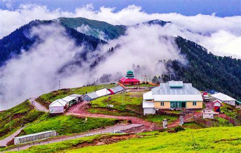Pir Chinasi Picnic Spot Azad Kashmir Pakistan Croozi