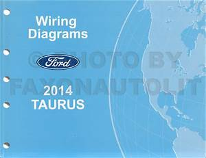 201ford Taurus Wiring Diagram Original