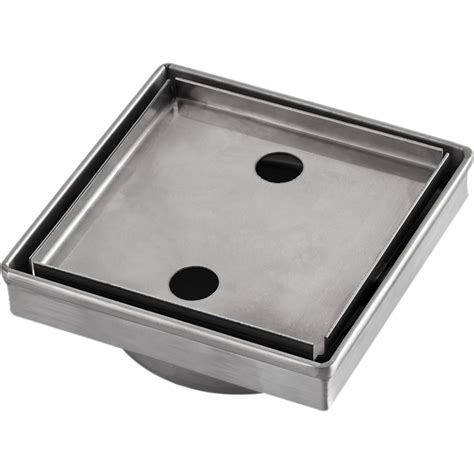 Shower Grates available from Bunnings Warehouse