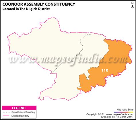 coonoor map tamil nadu india coonoor assembly election results 2016 winning mla list