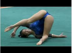 Top 10 Revealing Moments in Gymnastics 2016 YouTube