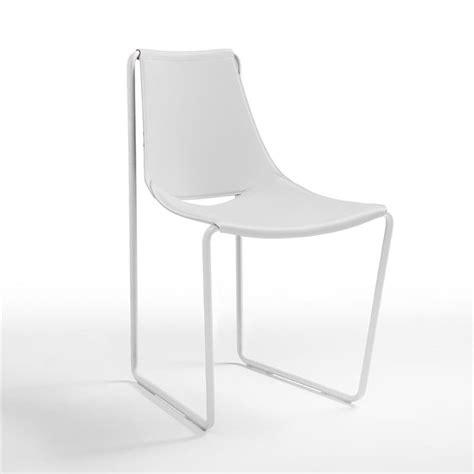 chaise en cuir blanc chaise en cuir blanc beautiful chaise de bureau cuir